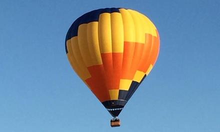 Hot Air Balloon Ride Boise Hot Air Company Groupon