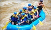 Appalachian Outdoors - 1: White-Water-Rafting Adventure for Two or Three at Appalachian Outdoors in Hartford (Up to 55% Off)