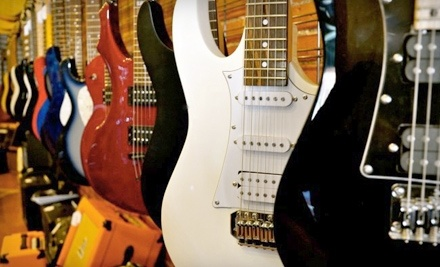 $50 Groupon to Schuster's Music - Schuster's Music in Hudson