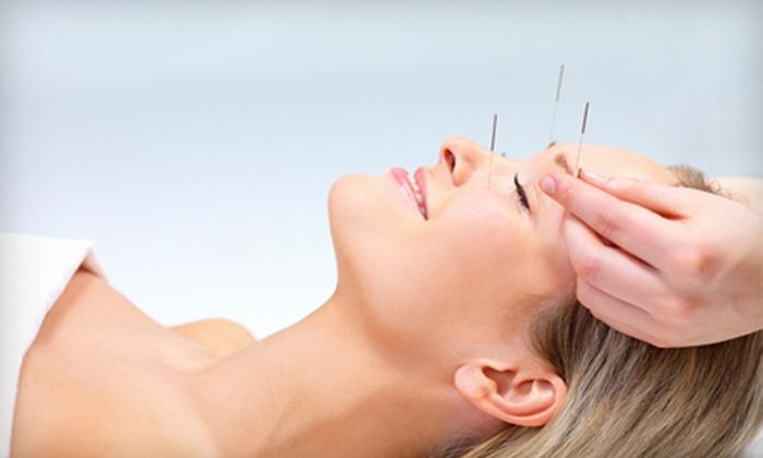 Blue Root Acupuncture - Lexington: Facial Rejuvenation or Acupuncture at Blue Root Acupuncture in Lexington