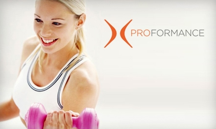 ProFormance - Central Louisville: $29 for One Month of Boot Camp at ProFormance ($140 Value)