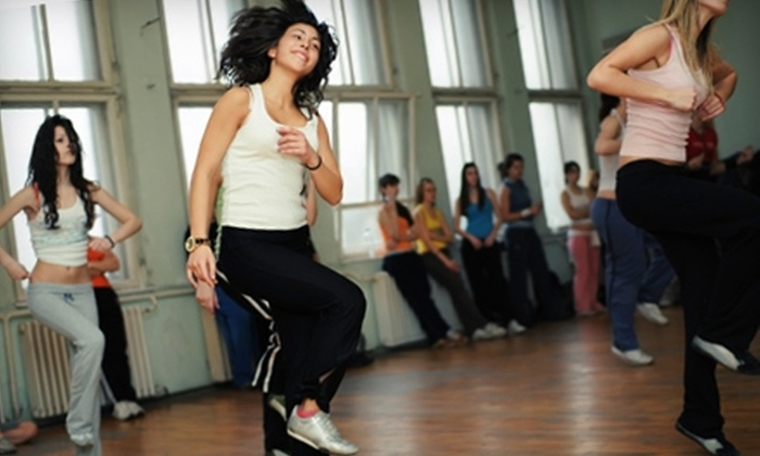 Feels So Good Fitness - Multiple Locations: $10 for Five Zumba Classes at Feels So Good Fitness ($50 Value)