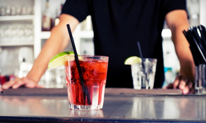 JC Bartending, Inc - Plano: Two-Hour Amateur Bartending Class for 2, 4, or 10 at JC Bartending, Inc in Plano (Up to 60% Off)