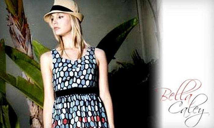 Bella Caley - Downtown Naperville: $25 for $50 Worth of Boutique Clothing, Accessories, and More at Bella Caley in Naperville