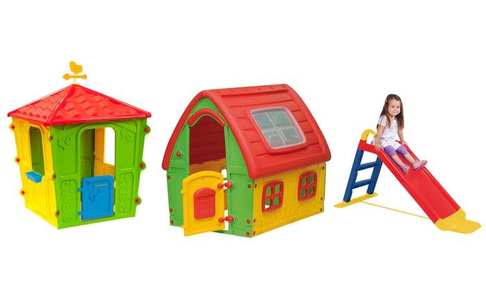 Giochi da esterno per bambini groupon - Altalene bambini per esterno ...