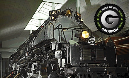National Railroad Museum - National Railroad Museum in Green Bay