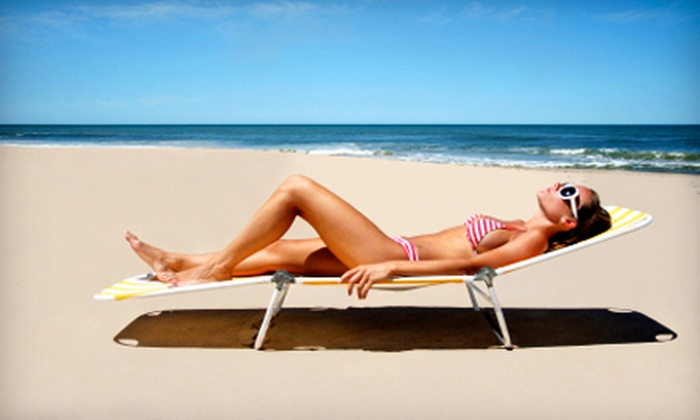 UltraTanz - Mobile: $10 for an Ultrabronz or Mystic Tan at UltraTanz (Up to $35 Value)