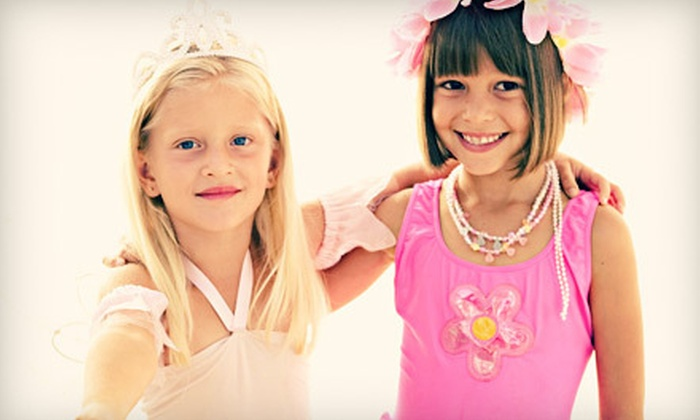 Pretty Preppy Princess - Milwaukee: $175 for a Mobile Diva SPArty for Up to Eight Children from Pretty Preppy Princess ($375 Value)