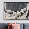 """$39.99 for a 26""""x18"""" Japanese Masters Canvas Print"""