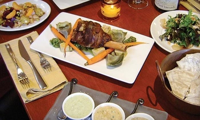 Rumi Restaurant - San Carlos: $20 for $40 Worth of Mediterranean Cuisine at Rumi Restaurant in San Carlos