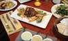 Rumi Restaurant - San Carlos: $20 for $40 Worth of Mediterranean Cuisine at Rumi Restaurant in San Carlos