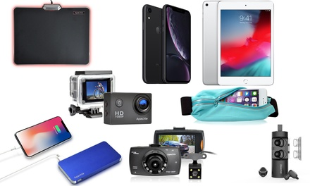 Electronics Mystery Gift Deal with a Chance to receive Apple iPhone XR 64Gb, 5200mAH Powerbank or Apachie G30 Dashcam