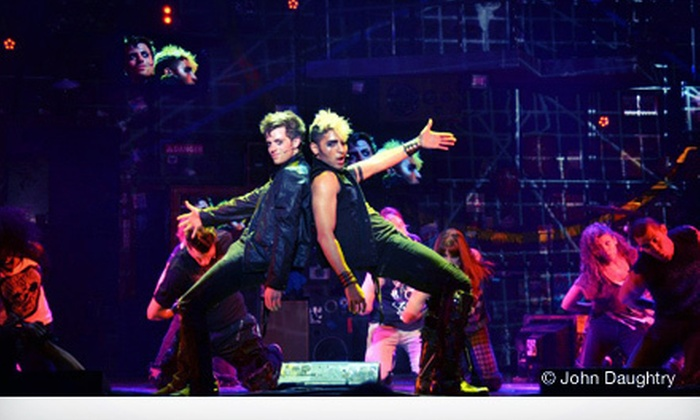 """Green Day's """"American Idiot"""" - Academy of Music: Green Day's """"American Idiot"""" Musical at Kimmel Center for the Performing Arts (Up to Half Off). Nine Options Available."""
