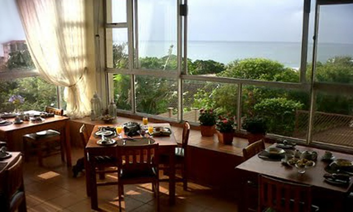 AJs Guesthouse - Merchandising (ZA): Margate: Self-catering Stay for up to Four Adults and Two Children at AJs Guesthouse