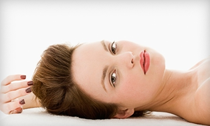 Miracles Salon and Spa - Calgary: $50 for Mani-Pedi ($105 Value) or $25 for Shampoo, Haircut, and Style at Miracles Salon and Spa ($55 Value)