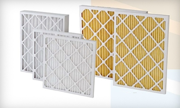 MyHouseFilter.com: $10 for $20 Worth of Home-Delivered Air Filters from MyHouseFilter.com