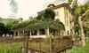 Ristorante Cafè Liberty - San Pellegrino Terme: Menu della tradizione bergamasca di 4 portate con dolce nello storico Ristorante Cafè Liberty (sconto fino a 53%)