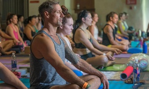 Vegas Gone Yoga Festival: Workshop Admission for One or Two or Admission to the Glowga Event at Vegas Gone Yoga Festival (Up to 45% Off)