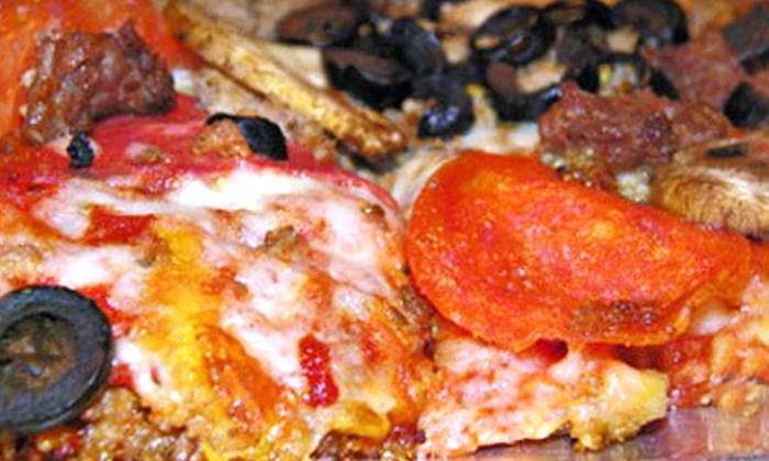 Fun House Pizza - Multiple Locations: $10 for $20 Worth of Pizzeria Fare at Fun House Pizza