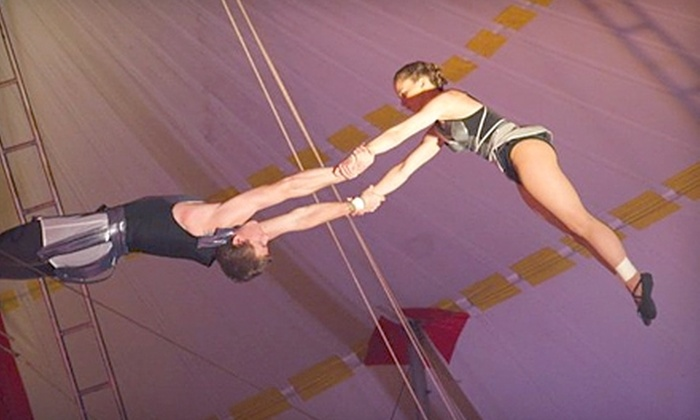 Florida State University's Flying High Circus - Tallahassee: $9 for Two Tickets to Florida State University's Flying High Circus (Up to $26 Value)