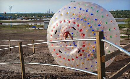 Texas Sphere Ride - Texas Sphere Ride in New Braunfels