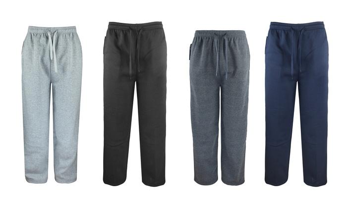 Men's Basic Drawstring Sweatpants