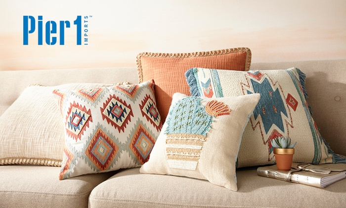 Pier 1 - Multiple Locations: $20 Off a Purchase of $60 or More at Pier 1 Imports