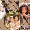 Custom Photo Ornaments from Picture it On Canvas