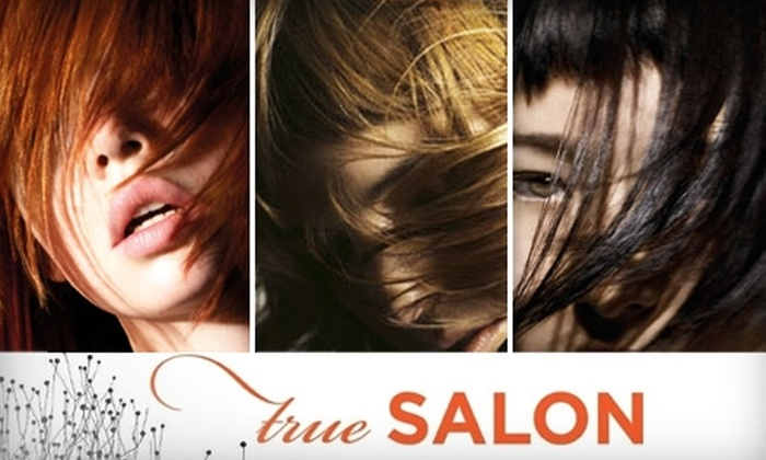 True Salon - Memphis: $30 for $70 Worth of Services at True Salon