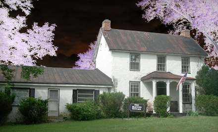 Murder-Mystery Dinner Theater for Two (a $120 value)  - The Haunted Cottage in Harpers Ferry