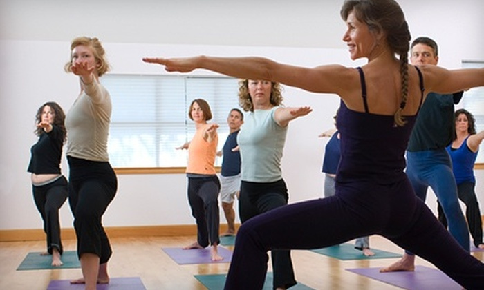 Just Breathe: A Wellness Sanctuary - Phoenix: One-Year Fitness Class Membership at Just Breathe (Up to 60% Off). Two Options Available.