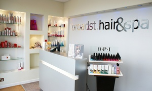 Broad St Hair: Cut, Blow-Dry and Conditioning with Optional Half Head Foils, Fibre Plex and Hair Spa at Broad St Hair (Up to 57% Off)