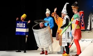 Teatr Miniatura: Od 29,99 zł: 2 bilety na wybrany spektakl dla dzieci i dorosłych w Teatrze Miniatura w Gdańsku (do -44%)
