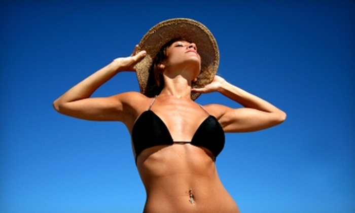 Palm Beach Mega Tan - Lower Sackville: Tanning at Palm Beach Mega Tan in Lower Sackville. Two Options Available.