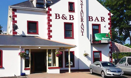 Co. Donegal: Up to 3 Nights for Two with Full Irish Breakfast; with Option Course Dinner at The Point Inn