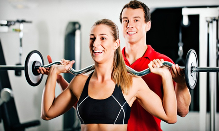 Fitness 19 - Multiple Locations: $55 for a Three-Month Membership Package with Two Personal-Training Sessions at Fitness 19 (Up to $245 Value)