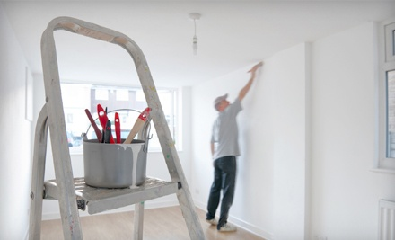 Interior Painting Services for 1 Room up to 10'x10' (a $149 value) - GLI Contracting in