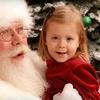 Half Off Photo Package at Santa at River Park