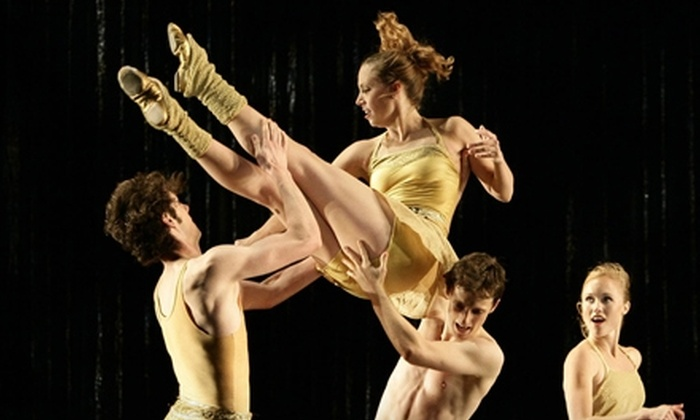 "Kansas City Ballet - The Downtown Loop: $27 for One Ticket to Kansas City Ballet's Production of ""Moves"" ($54 Value). Five Performances Available."