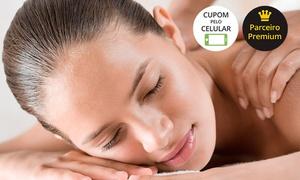 Thaís Kislin Estética: Thaís Kislin Estética – Vila Izabel: 1, 3 ou 6 visitas de massagem relaxante