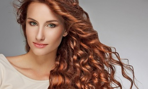 Gleice G: Hairstyling Services at Gleice G (Up to 79% Off). Three Options Available.
