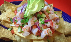 Tacos & Beer: $14 for Two Groupons, Each Good for $14 Worth of Mexican Food at Tacos & Beer ($28 Value)