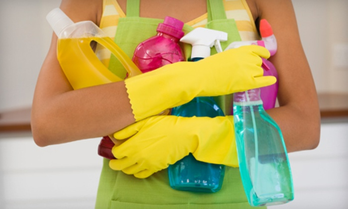Marie's Cleaning Service - Chicago: $49 for a Four-Hour Customized Home Cleaning from Marie's Cleaning Service ($108 Value)
