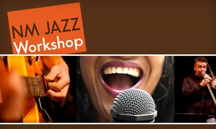 New Mexico Jazz Workshop - Raynolds Addition: $49 for a One-Year Membership and a Ticket to Le Jazz Hot Speakeasy Gala at New Mexico Jazz Workshop ($100 Value)