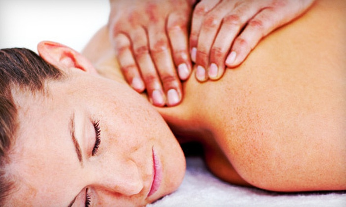 Gold Star Salon and Spa - Clarksville: One or Three Swedish Massages at Gold Star Salon and Spa in Clarksville (Up to 56% Off)