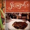52% Off at Joseph's Fine Dining
