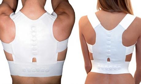 Fascia posturale con 12 magneti disponibile in 2 taglie da 9,99 €...