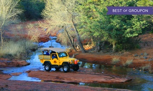 A Day in the West: $152 for a Jeep & Winery Combo Tour for Two from A Day in the West (Up to $258 Value)