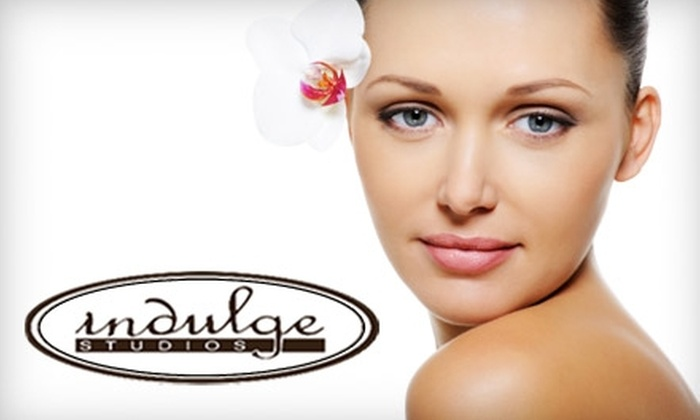Indulge Studio - Whitefish Bay: $45 for an Age-Smart Facial and a Contour Mask ($95 Value) at Indulge Studio