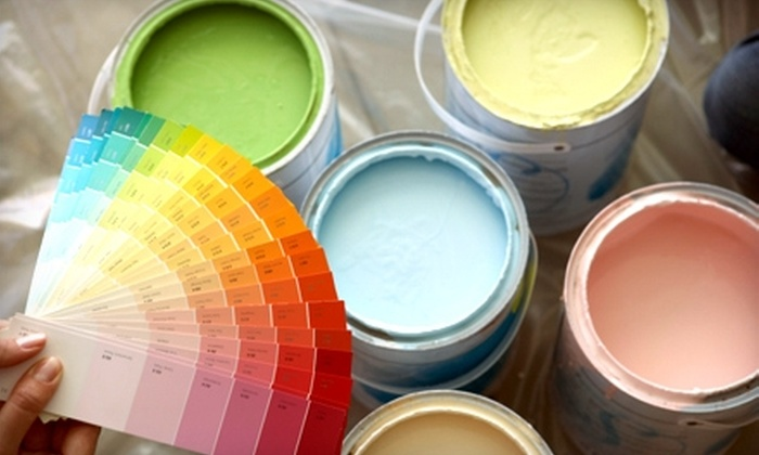 A & J Interior Painting - Indianapolis: $90 for One-Room Interior Paint Job with Paint and Supplies Included from A & J Interior Painting ($275 Value)